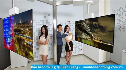 Bảo hành sửa chữa tivi Lg tại Biên Giang