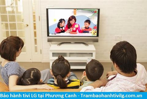 Bảo hành tivi LG tại Phương Canh