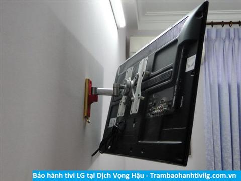 Bảo hành sửa chữa tivi LG tại Dịch Vọng Hậu