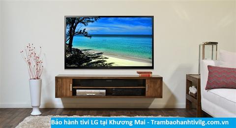 Bảo hành sửa chữa tivi LG tại Khương Mai