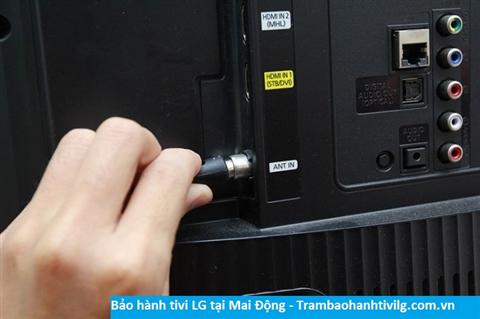 Bảo hành sửa chữa tivi Lg tại Mai Động
