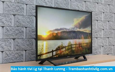 Bảo hành sửa chữa tivi Lg tại Thanh Lương