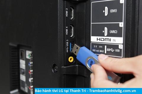 Bảo hành sửa chữa tivi Lg tại Thanh Trì