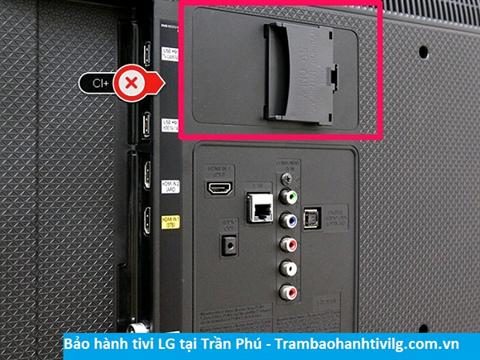 Bảo hành sửa chữa tivi Lg tại Trần Phú