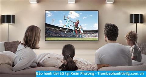 Bảo hành tivi LG tại Xuân Phương
